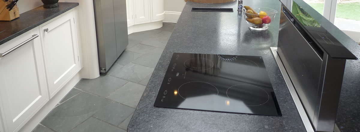 expert hob and extractor cleaning in Jersey Channel Islands